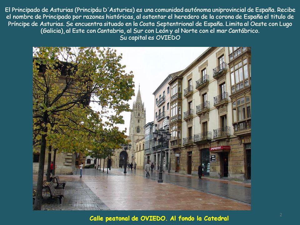 Asturias patria querida Es un Montaje de 105 de febrero de 2014