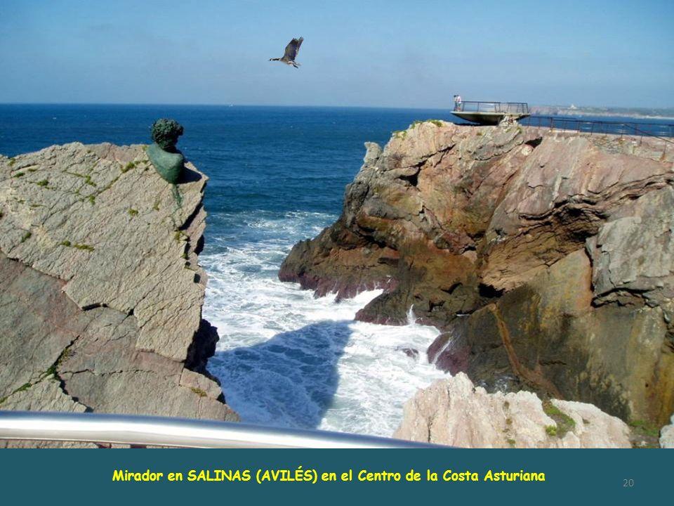 Muelle de LUANCO, en la parte Central de la Costa Asturiana. Luanco junto con Candás son de los lugares marineros preferidos de los Ovetenses para sus