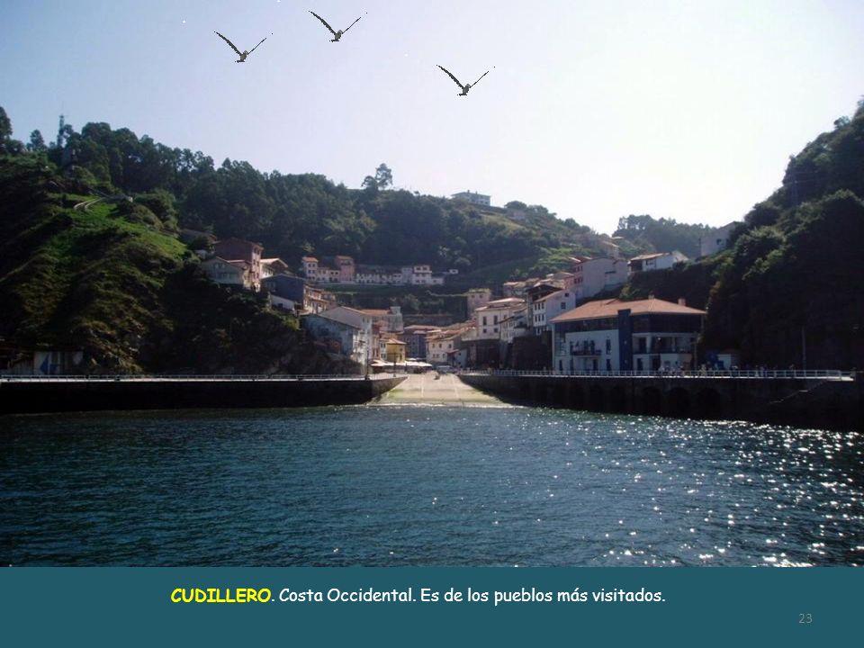 La Senda del Oso tiene 12 km de recorrido; después de la Garganta del CARES es la ruta de ocio activo más popular de Asturias 22