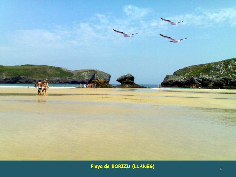 Puerto de LLANES Situado en la Costa Oriental, LLANES de unos 14.000 habitantes, se convierte en el verano en el principal receptor del turismo que vi