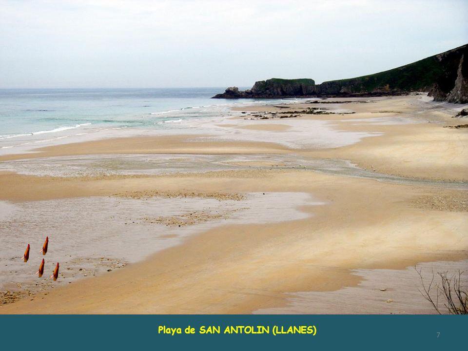 Playa de BORIZU (LLANES) 6