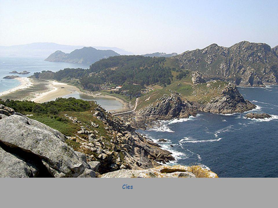 Playa Areiña - Cíes