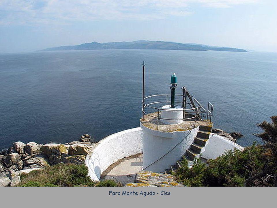 Faro Monte Agudo - Cíes