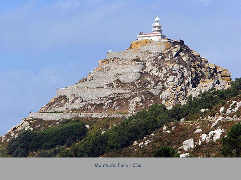 Monte del Faro - Cíes