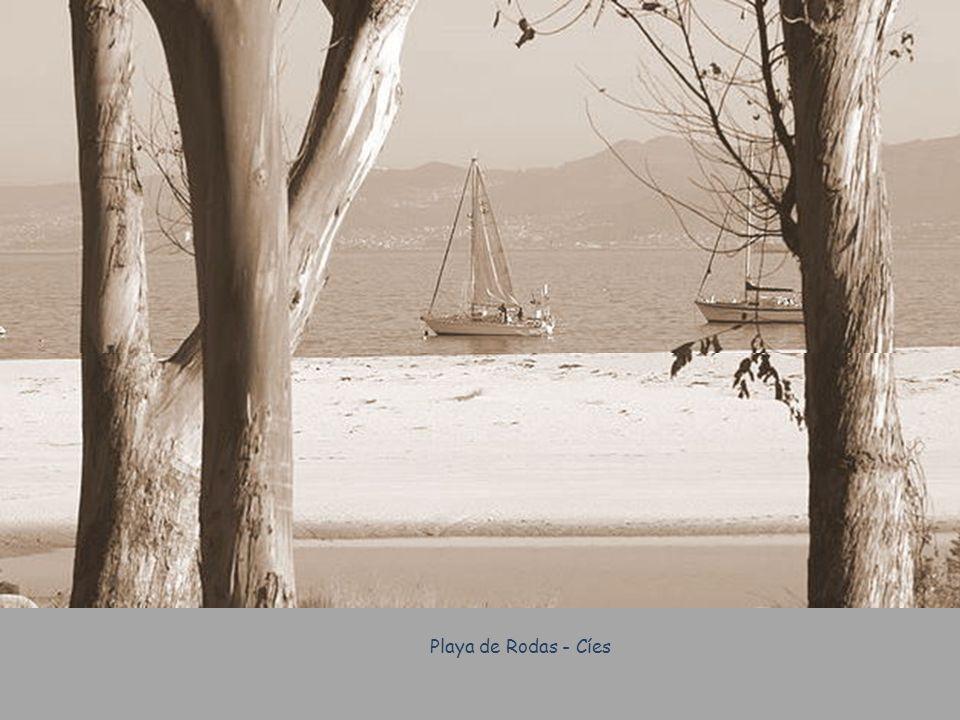 Playa de Rodas - Cíes