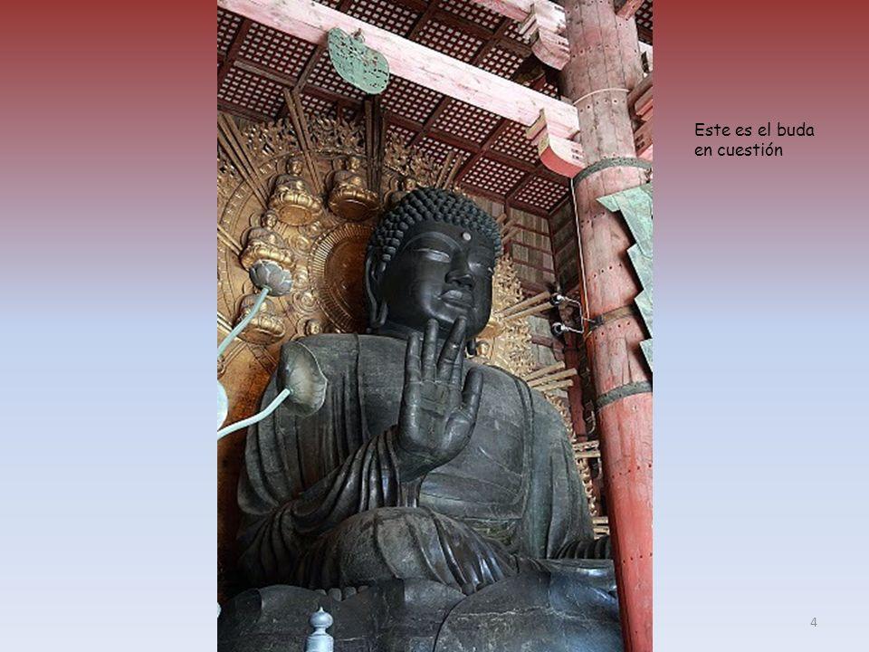 Todaji (Nara) es la estructura de madera más grande del mundo y alberga un buda gigante 3
