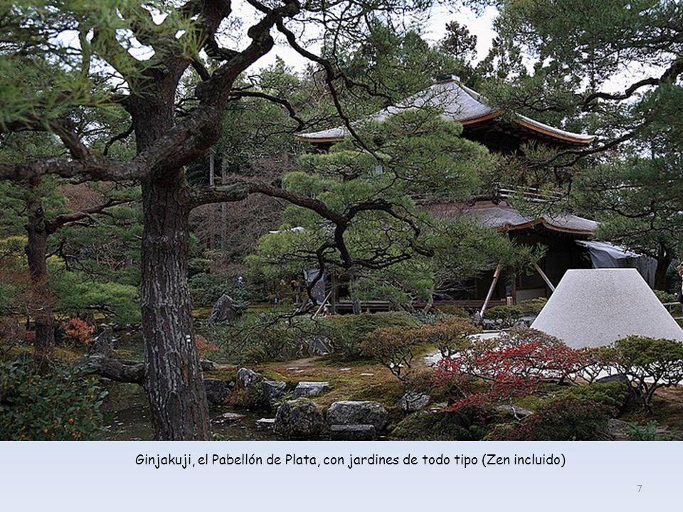 Guerrero que protege al buda en Todaiji 6