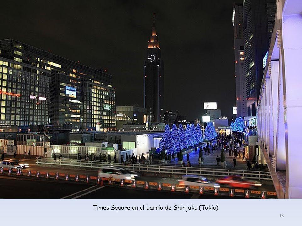 Barrio de Ginza (Tokio) 12
