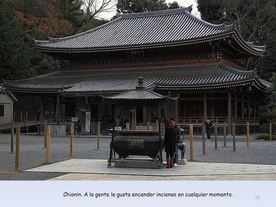 Detalle de los tejados de Chionin 18