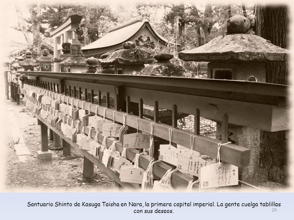 Sala de farolillos en Kasuga Taisha (Nara) 28