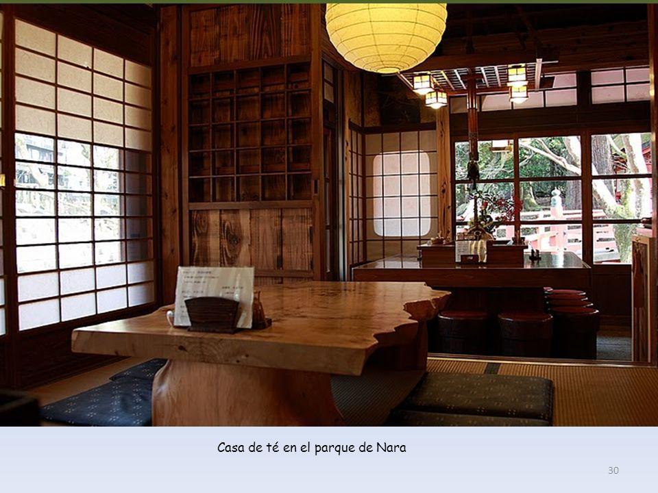 Santuario Shinto de Kasuga Taisha en Nara, la primera capital imperial. La gente cuelga tablillas con sus deseos. 29