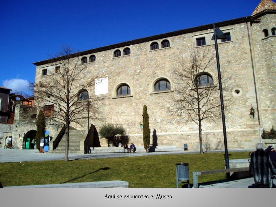 Aquí se encuentra el Museo