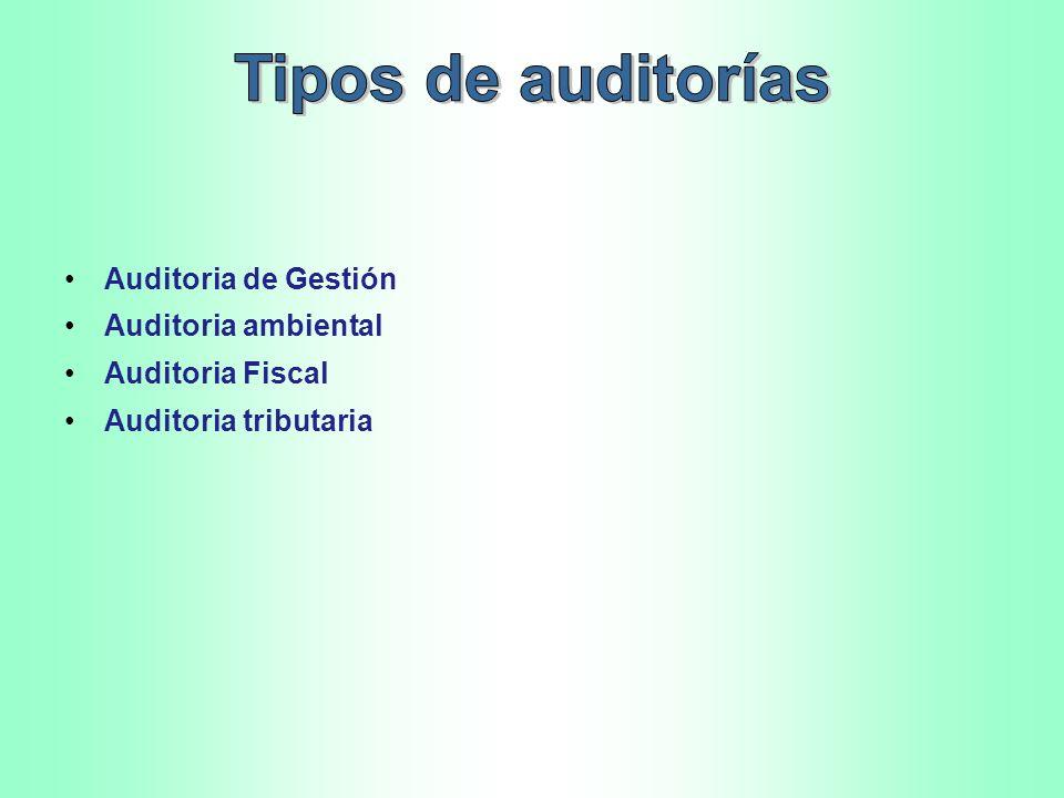 a)Auditores Externos b)Auditores Internos c)Auditores del Gobierno (internos y externos) Auditores de la SIB, SET, de las Sociedades de Ahorro y Préstamo para la Vivienda; Auditores de la SIB, SET, de las Sociedades de Ahorro y Préstamo para la Vivienda; Auditores de la Contraloría Gral.