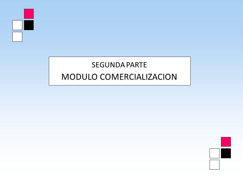 SEGUNDA PARTE MODULO COMERCIALIZACION