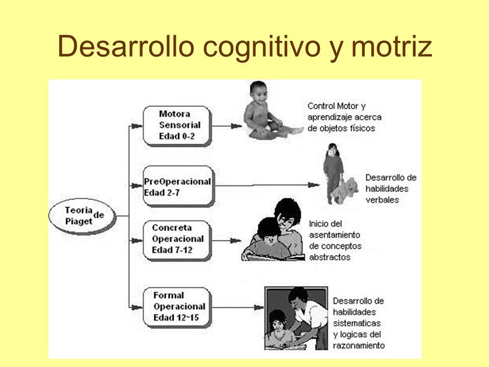 En relación con estas etapas, son interesantes las investigaciones que realizó en torno a las nociones de espacio y tiempo en los niños.