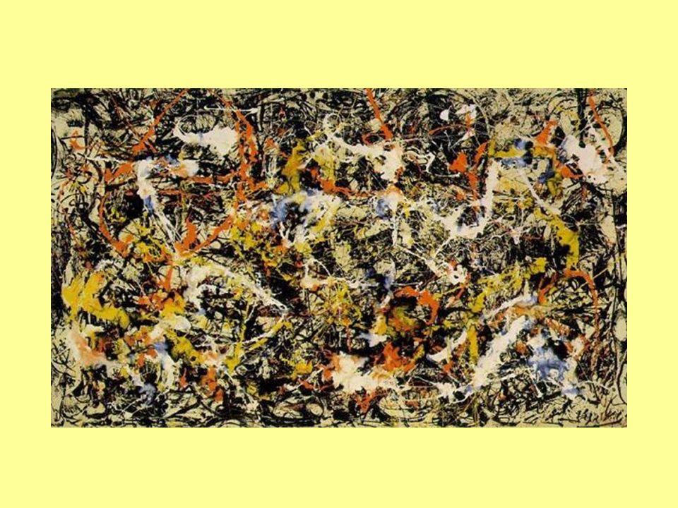 Expresionismo Abstracto El desastre de la bolsa de Wall Street en 1929, desató una crisis económica a nivel mundial.