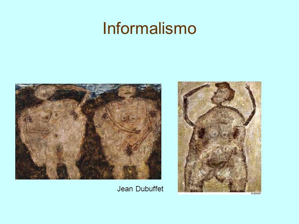 Informalismo Informalismo: El expresionismo abstracto americano se gesta en Estados Unidos al mismo tiempo que el informalismo en Europa, siguiendo caminos paralelos en los años posteriores a la II Guerra Mundial (1939-1945).