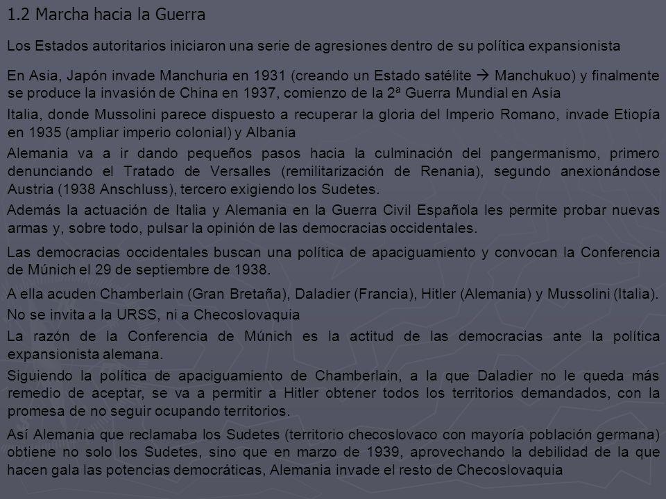 3.2 Conferencias de Paz Durante la contienda se produjeron algunos acercamientos entre los aliados que concluyeron con tres reuniones al más alto nivel conocidas como las Conferencias de Paz.