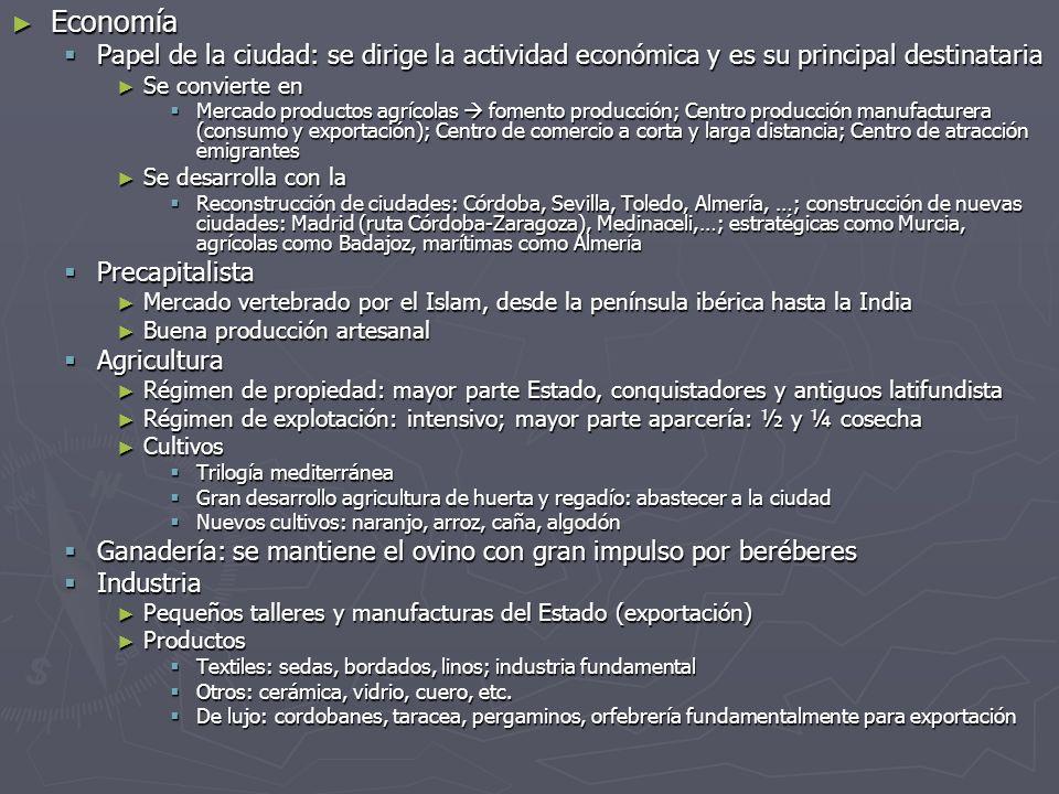 Economía Economía Papel de la ciudad: se dirige la actividad económica y es su principal destinataria Papel de la ciudad: se dirige la actividad econó
