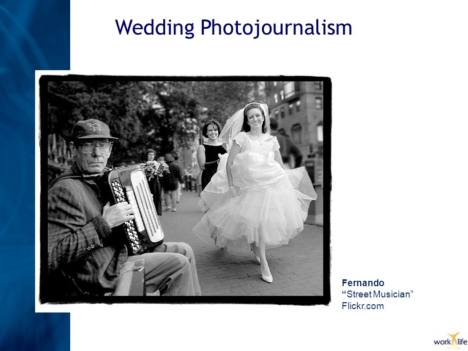 Wedding Photojournalism Fernando Street Musician Flickr.com