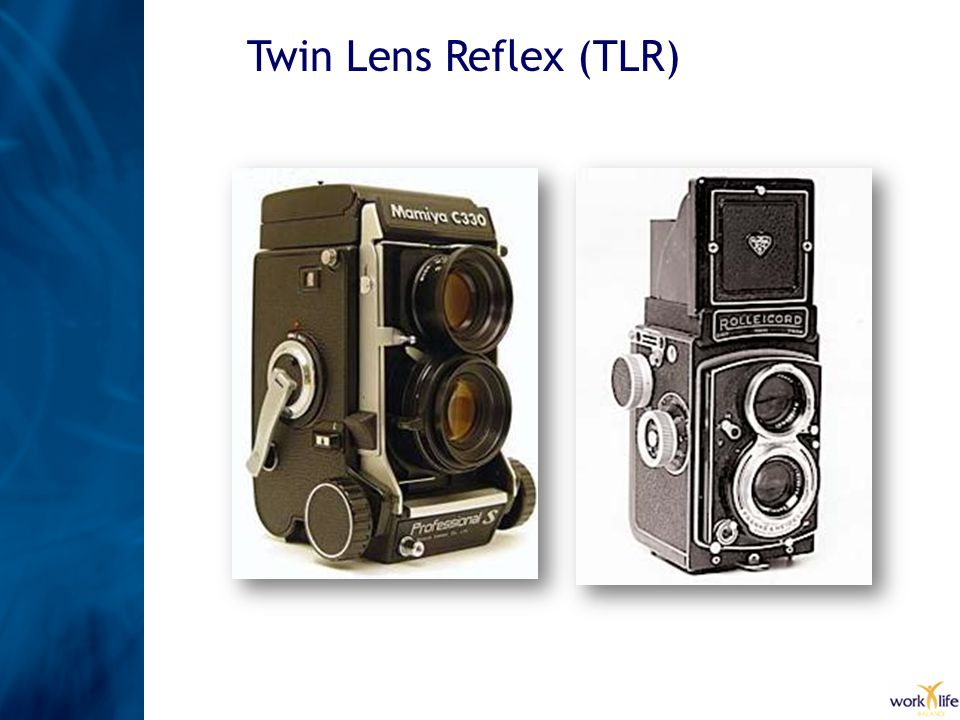 Twin Lens Reflex (TLR)