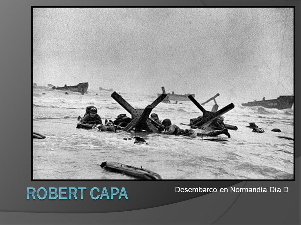 Desembarco en Normandía Día D