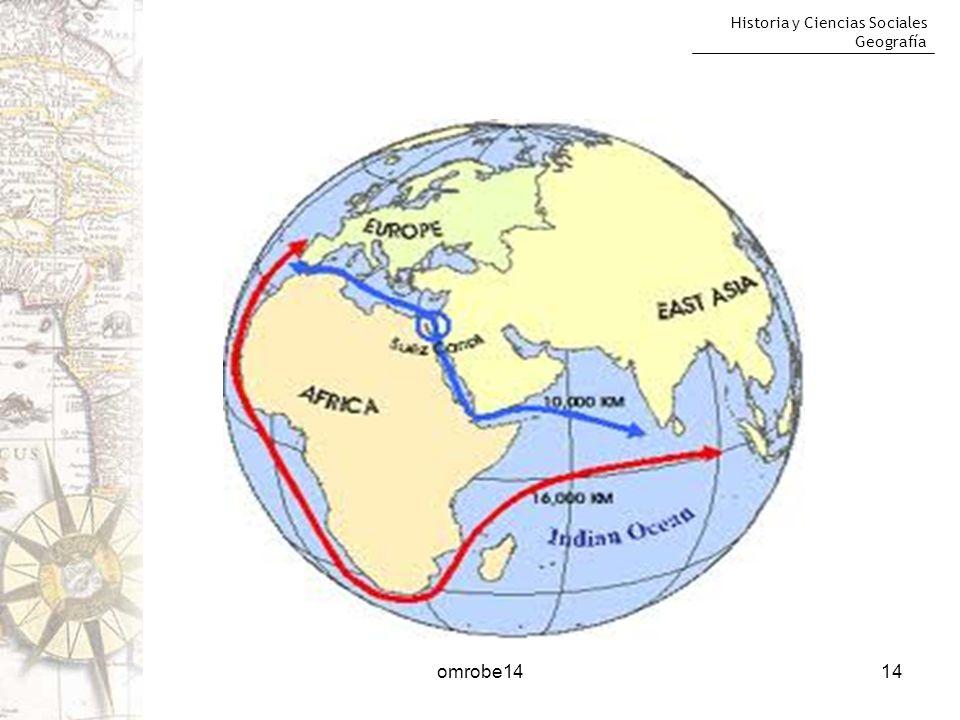 Historia y Ciencias Sociales Geografía 14omrobe14