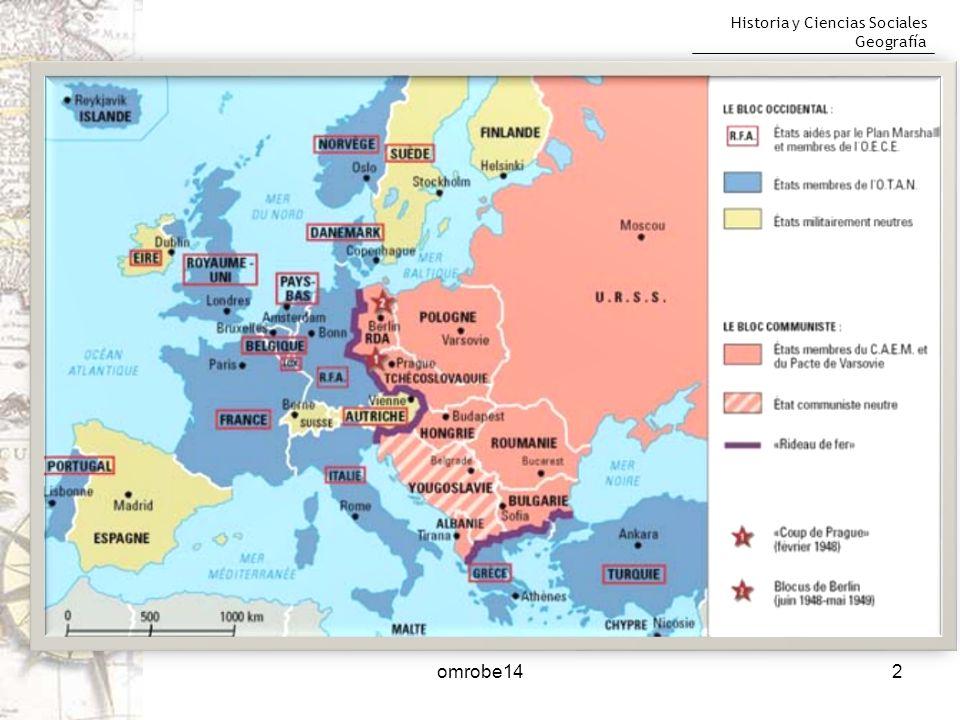 Historia y Ciencias Sociales Geografía 3omrobe14