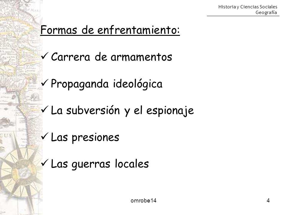 Historia y Ciencias Sociales Geografía 25omrobe14