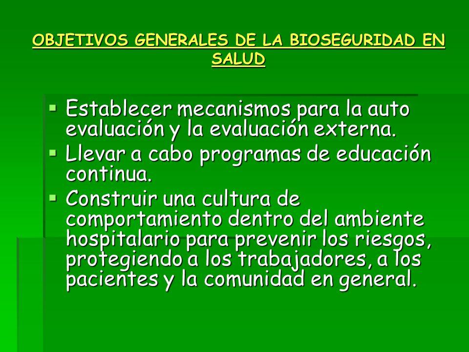 TIPOS DE RIESGOS MÁS FRECUENTES Infecciones.Infecciones.