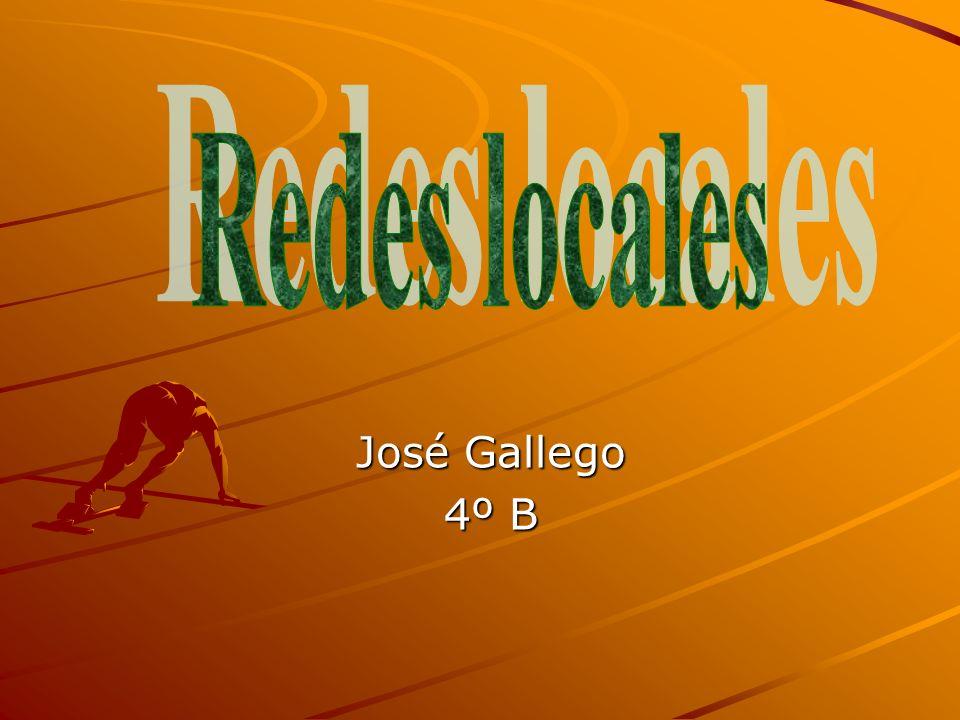 José Gallego 4º B