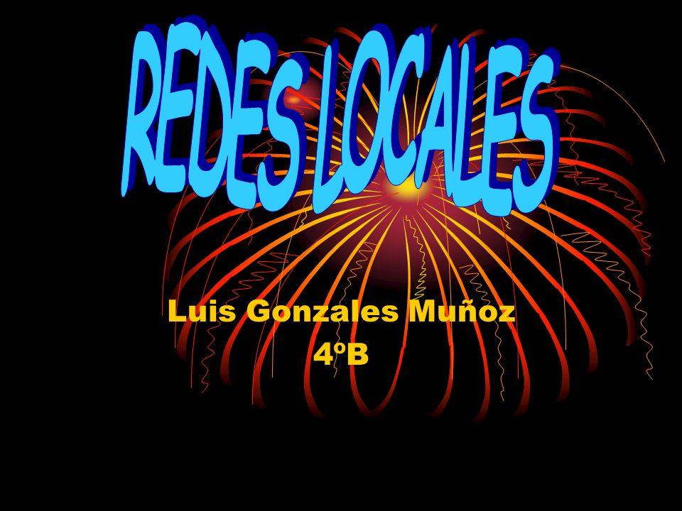 Luis Gonzales Muñoz 4ºB