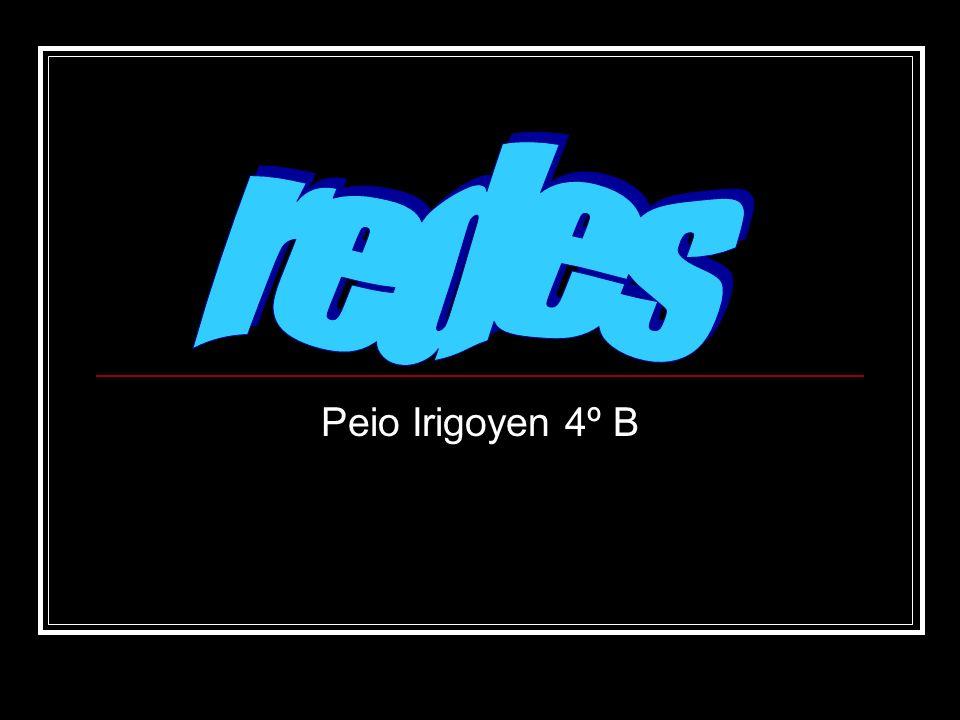 Peio Irigoyen 4º B