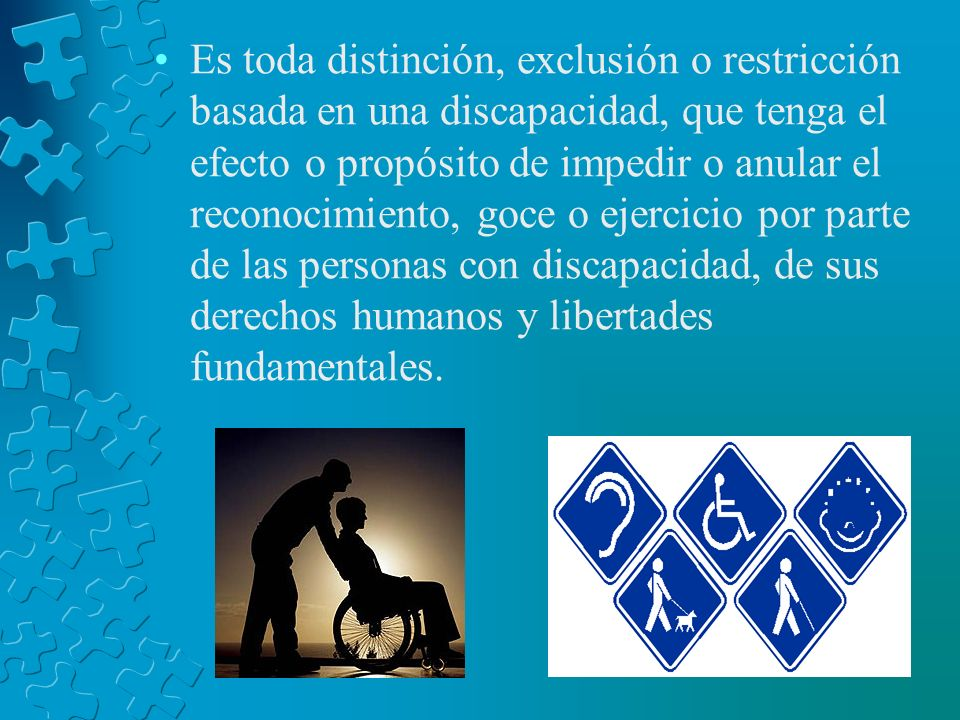 Discriminación de las personas con discapacidad en Costa Rica…