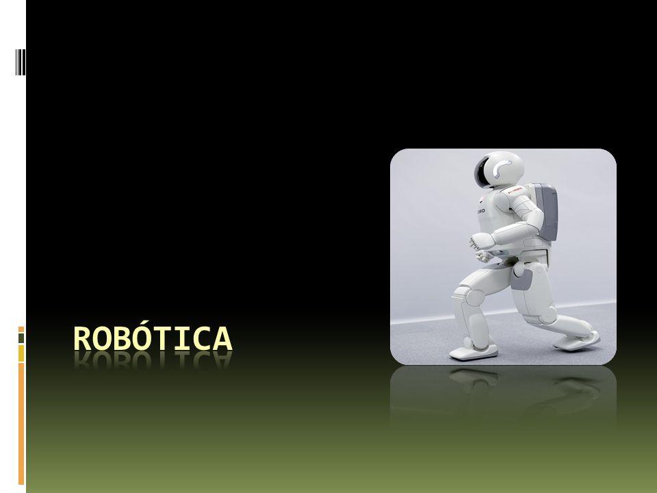 Robot Es una parte o un todo comportamiento imita al de los humanos moverse, ya sea hacer funcionar un brazo mecánico, sentir y manipular su entorno y mostrar un comportamiento inteligente.