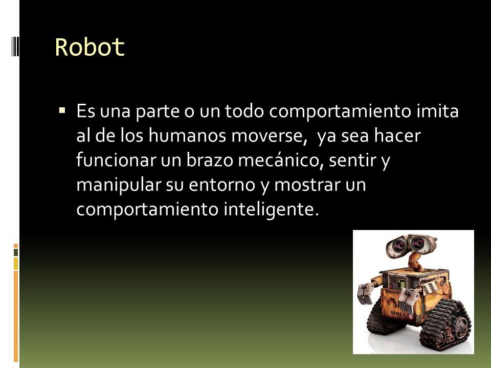 Los robots de servicio normalmente realizan trabajos de limpieza, inspección, tareas médicas, ayuda a discapacitados, seguridad, etc.