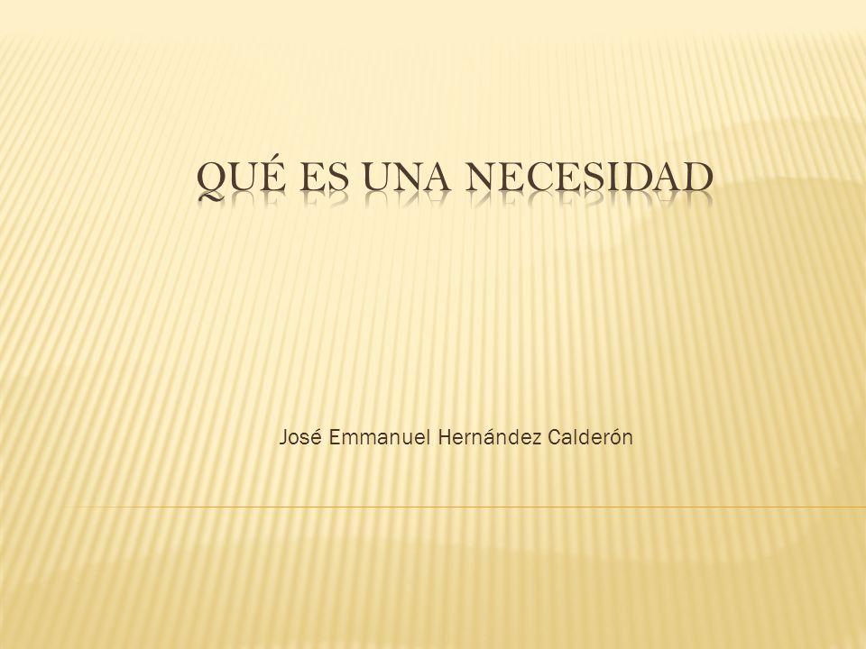 José Emmanuel Hernández Calderón