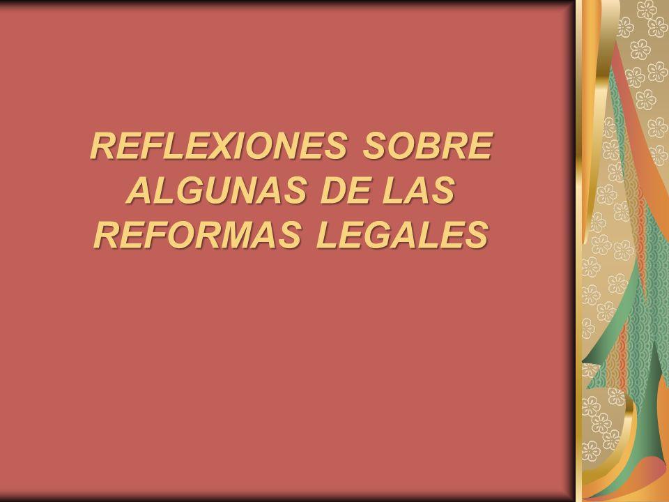 CONTEXTO Y OBJETIVOS DECLARADOS CONTEXTO: Creación del SERNAM (1991) Ratificación de los Convenios 156 y 103 de OIT (1996) Eliminación de normas sesudo-protectoras y discriminatorias (EFECTO BOOMERANG), por ejemplo, prohibición de trabajo en faenas subterráneas (1992) OBJETIVOS DECLARADOS Proteger maternidad conjuntamente con excluirla como factor discriminatorio Tímida política progresiva por compartir responsabilidades (parentales) entre ambos padres Todos los derechos son irrenunciables y no compensables en dinero (si bien, en algunos casos se utiliza la compensación como los bonos de sala cuna, éstos no extinguen la posibilidad de exigir el cumplimiento del derecho conforme a la ley)