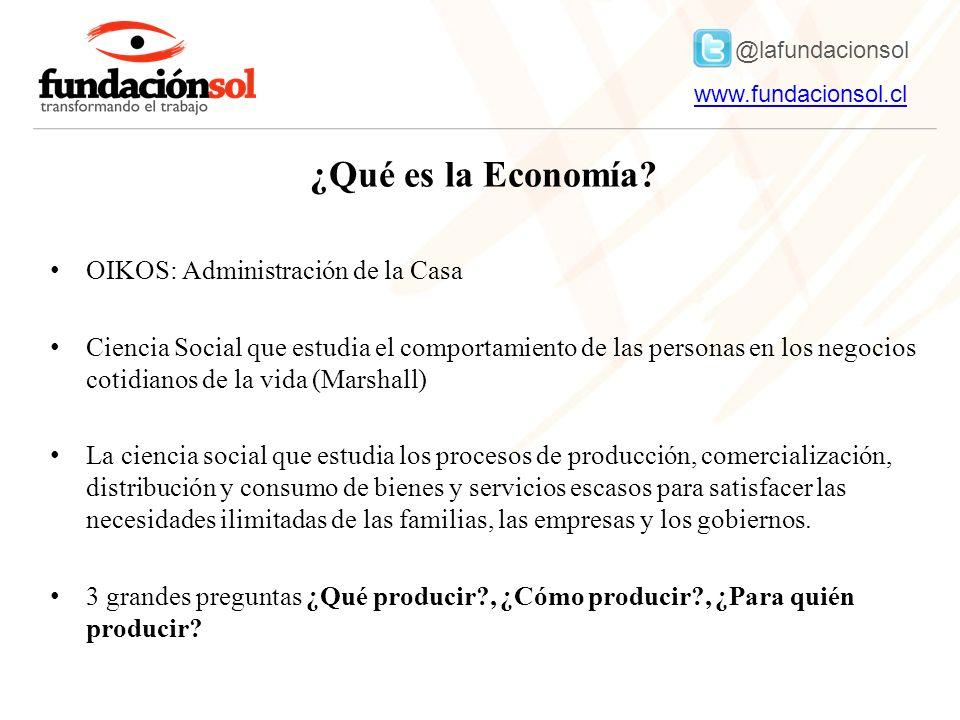 @lafundacionsol www.fundacionsol.clwww.fundacionsol.cl Coeficiente de Gini