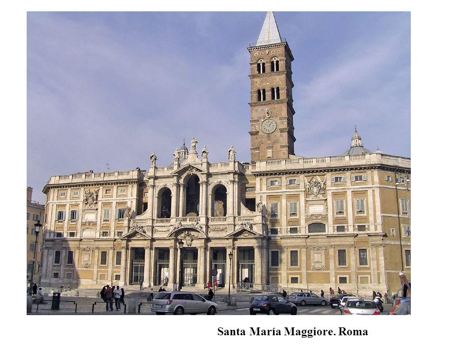 Santa María Maggiore. Roma