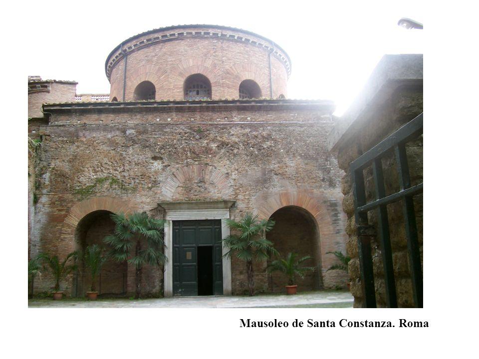 Mausoleo de Santa Constanza. Roma