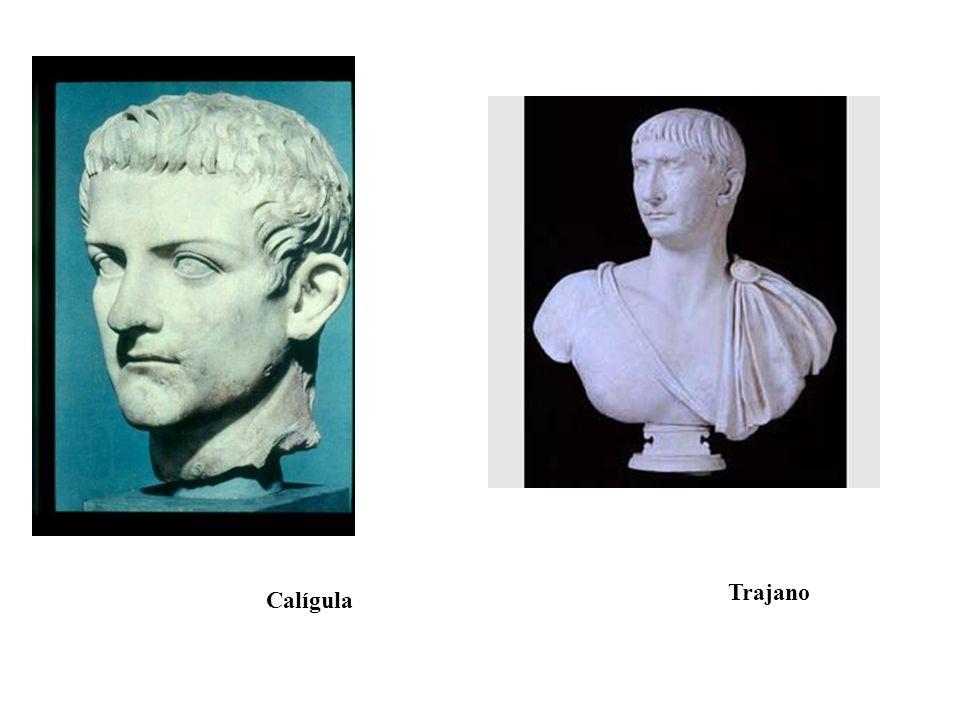 Calígula Trajano