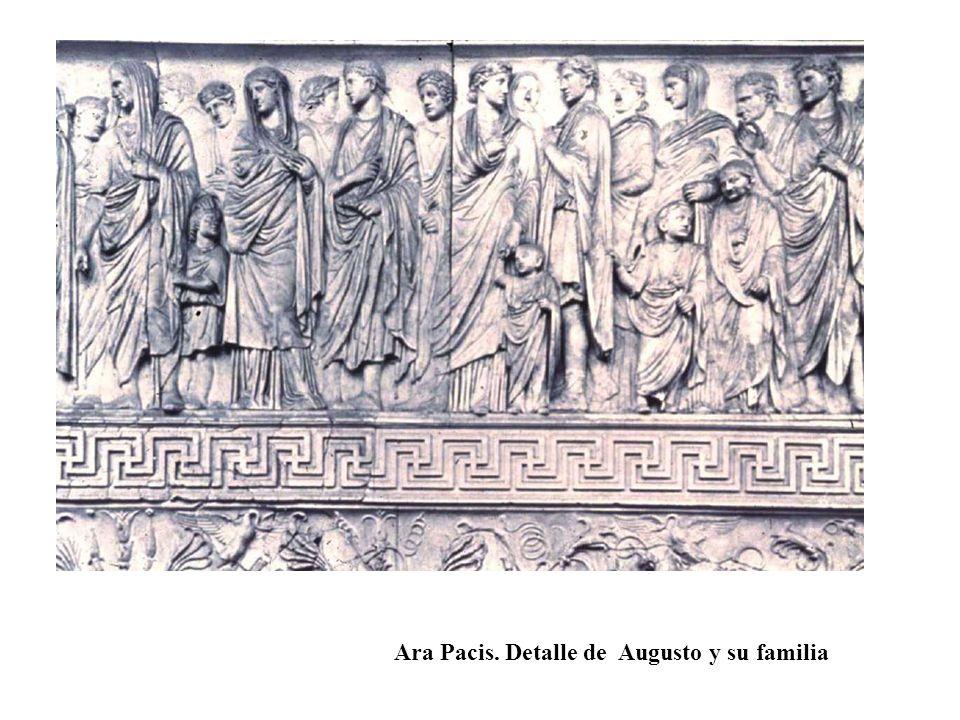 Villa de los Misterios. Pompeya