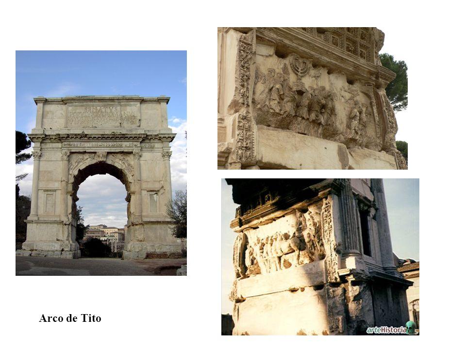 Relieves del Arco de Tito