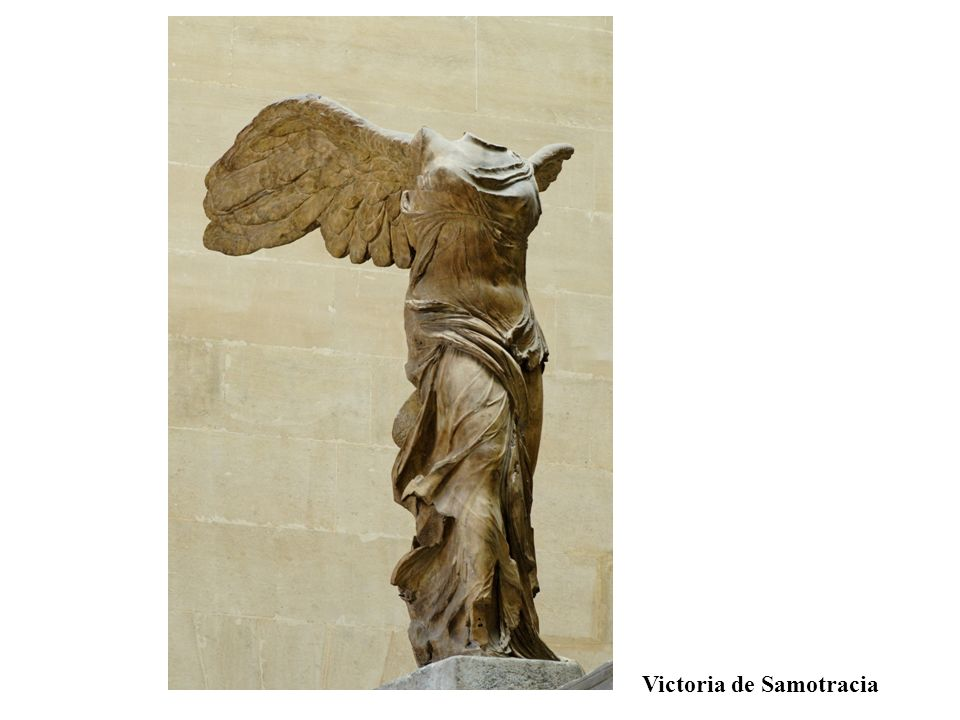 Victoria de Samotracia