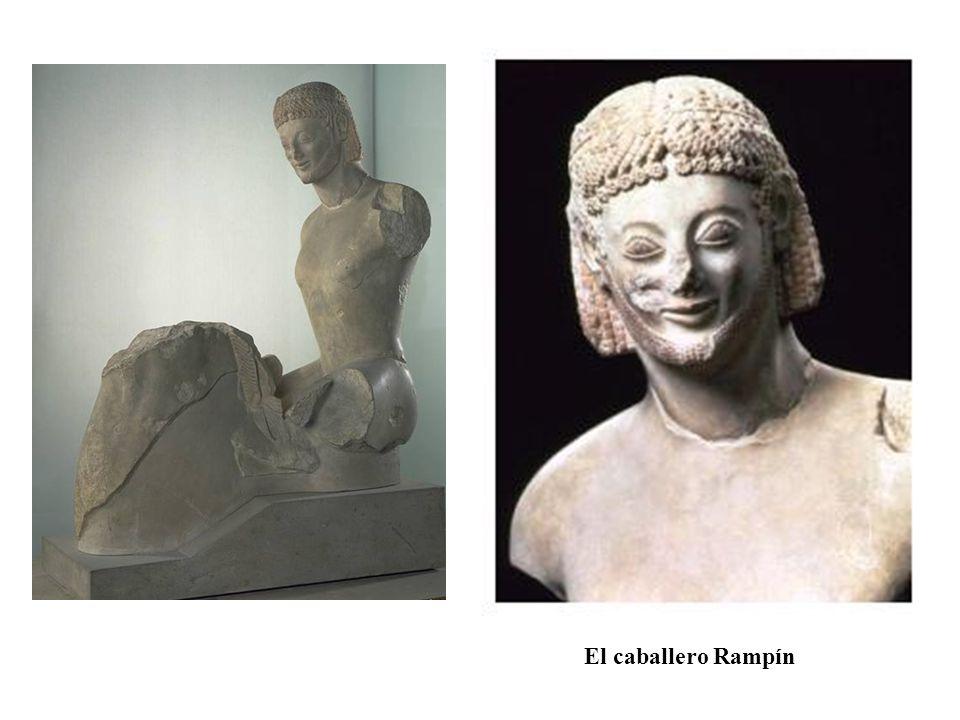 Centauromaquia. Metopas del Partenón. Fidias