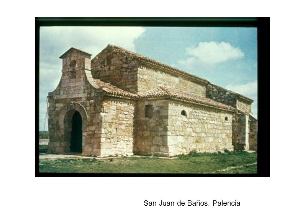 San Juan de Baños. Palencia