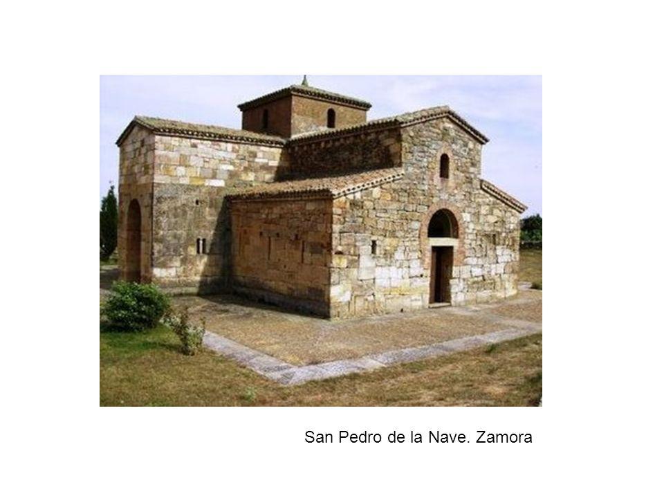 San Pedro de la Nave. Zamora
