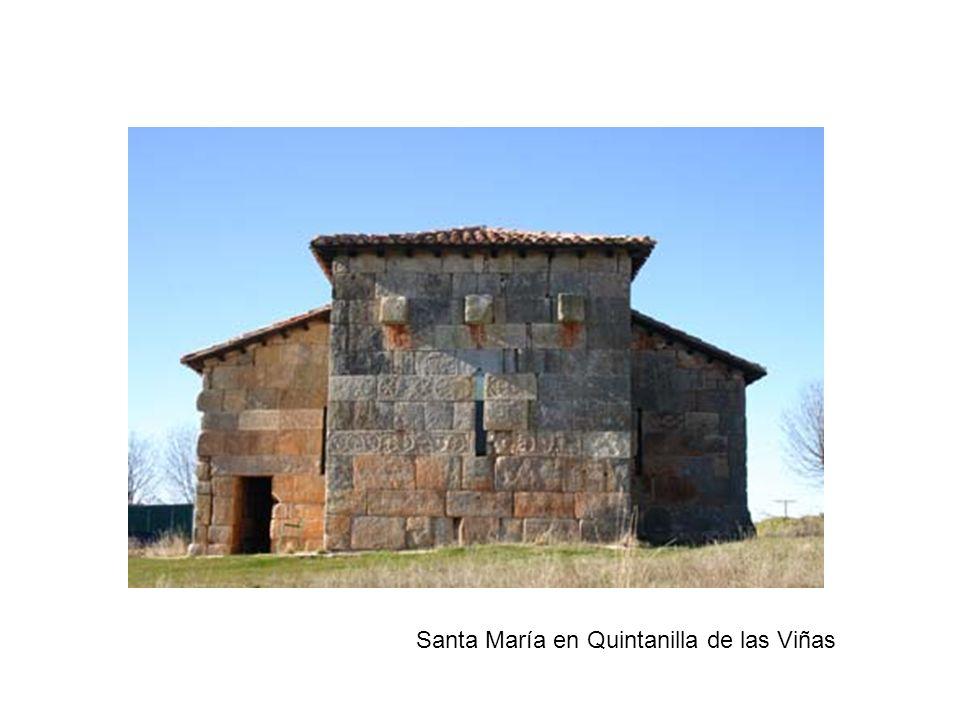 Santa María en Quintanilla de las Viñas