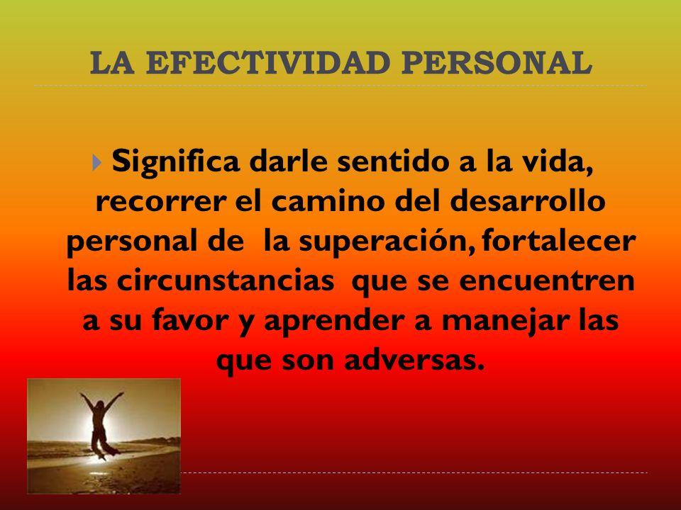 DESCUBRA SU MISIÓN PERSONAL Identifique los principios y valores que orientan su propia vida.